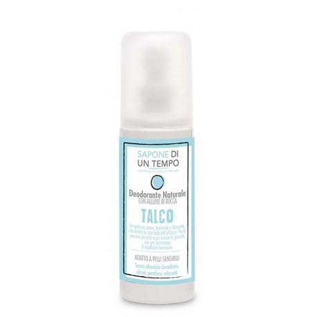 Deodorante spray TALCO - Allume di Rocca