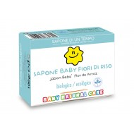 Sapone Bio BABY Fiori di Riso